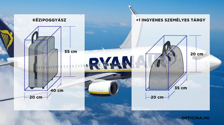 b1f288bc7005 ... fedélzetére egy darab maximum 5 kg súlyú pelenkázótáska. Ingyenesen  vihető a kézipoggyász mellé az utasok mozgását elősegítő eszköz, így  például mankó, ...