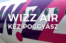 771570cbbd2f Wizz Air kézipoggyász méret 2019: új poggyász szabályok léptek életbe